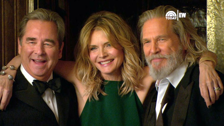 Slika: Beau Bridges, Michelle Pfeiffer and Jeff Bridges.