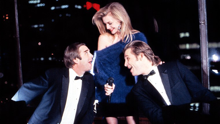 Slika: Beau Bridges, Michelle Pfeiffer and Jeff Bridges in 1989's
