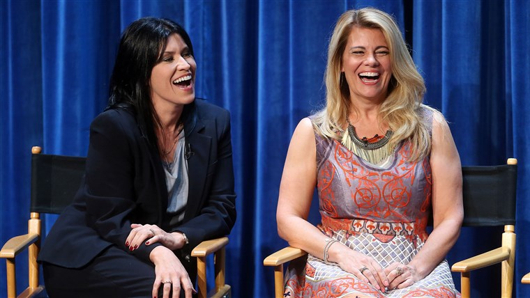 תמונה: Nancy McKeon, Lisa Whelchel