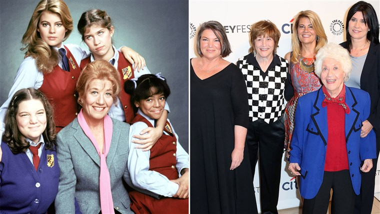 תמונה: 'Facts of Life' stars