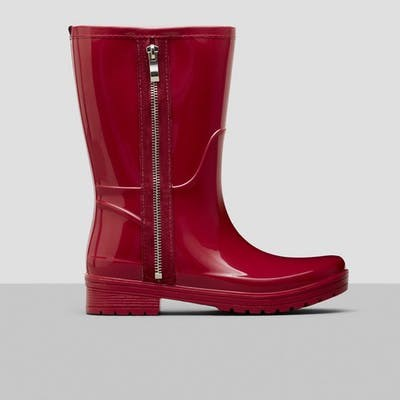 Kenneth Cole New York Zip Rain Boots