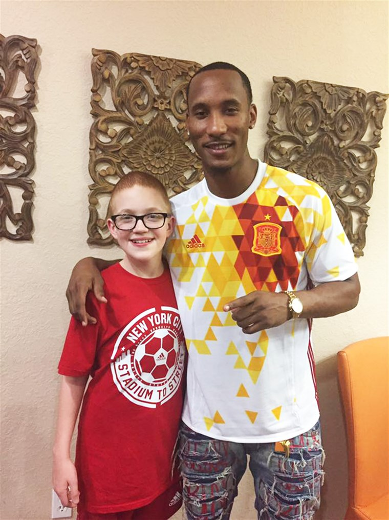 Florida State wide receiver Travis Rudolph, who got signed by the New York Giants, and Bo Paske.