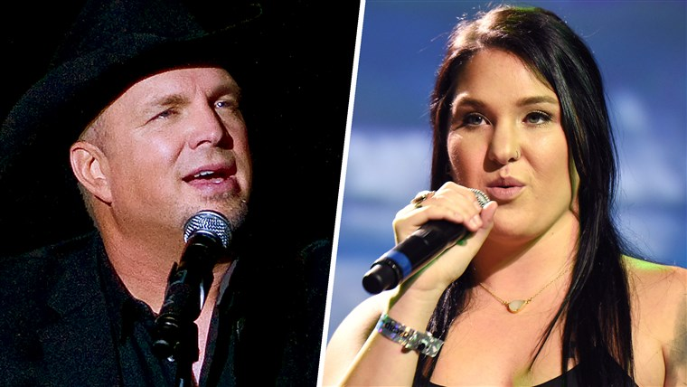 एली Brooks, Garth Brooks