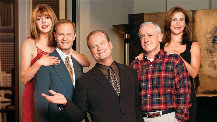 Kép: TELEVISION COMEDY SERIES FRASIER FINALE TO BE TELECAST MAY 13