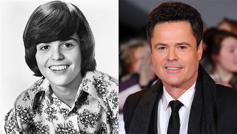 תמונה: Donny Osmond
