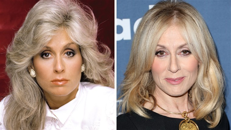 Judith Light on Who's The Boss and now