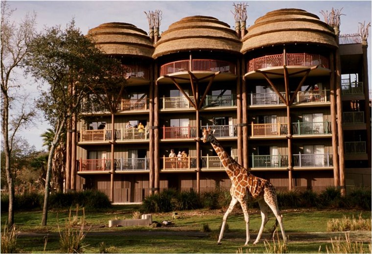 הטוב ביותר US family hotels: Disney's Animal Kingdom