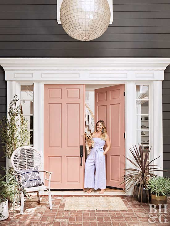 Hilary Duff home