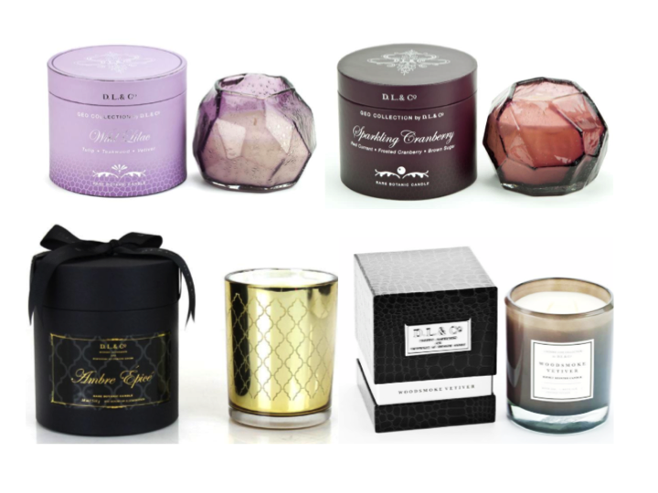 डी.एल. & Co Luxury Candles