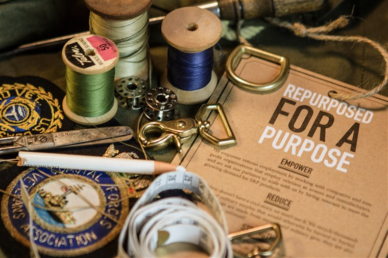 Kard and Plough military surplus accessories