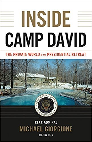 Belül Camp David book cover
