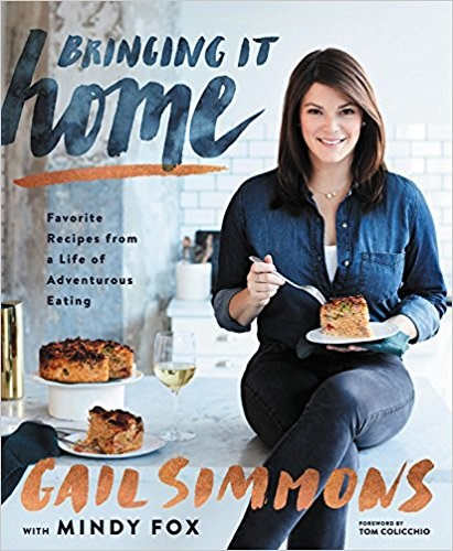 Gail SImmons cookbook