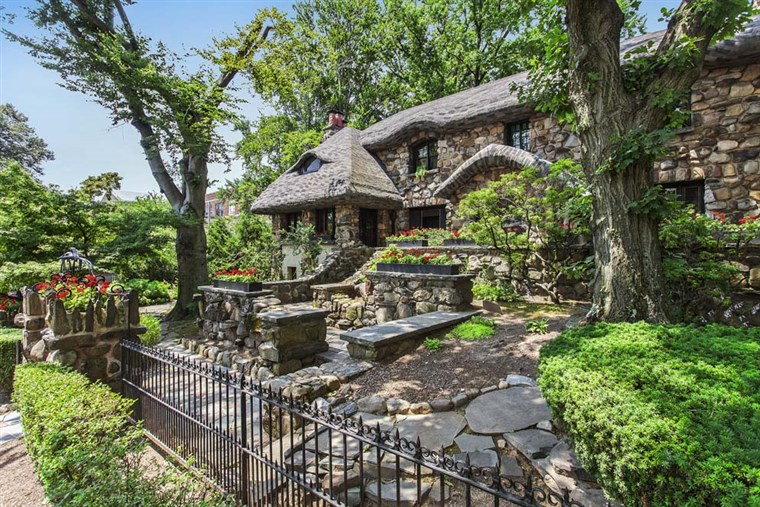 Brooklyn's gingerbread house is on the market for over $10 million.
