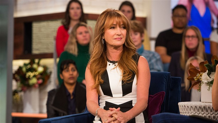 Jane Seymour opens up about harassment in Hollywood during a visit to Megyn Kelly TODAY.