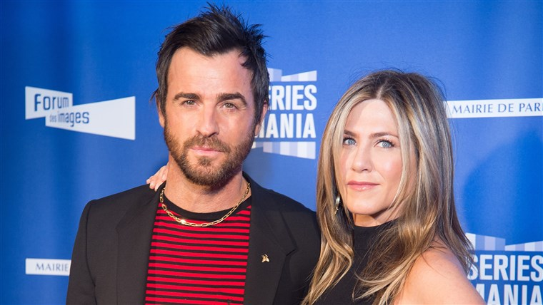 ג 'ניפר Aniston, Justin Theroux