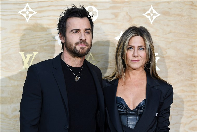 ג'סטין Theroux, Jennifer Aniston