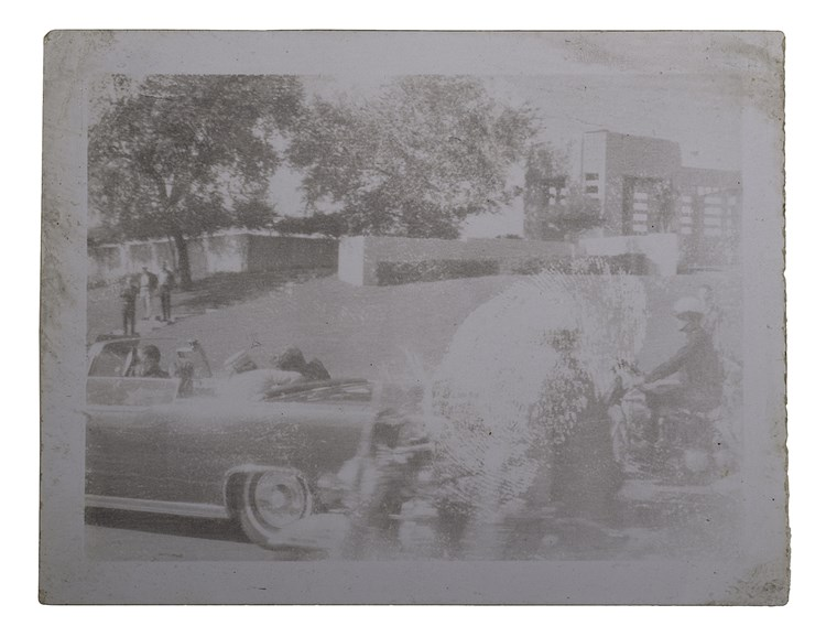 Kép: Photo from JFK's assassination