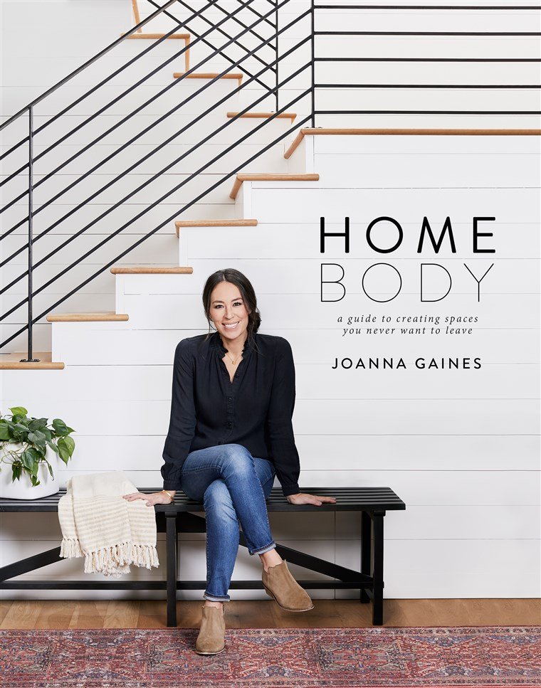 Joanna Gaines home design book,
