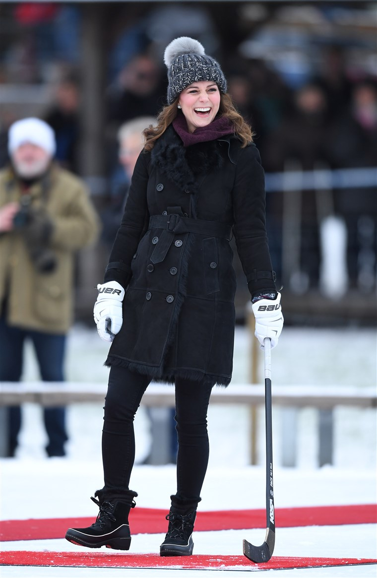 Catherine, Duchess of Cambridge, visits Sweden And Norway