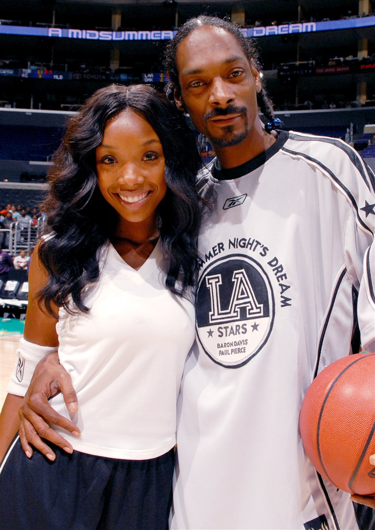 א Midsummer Night's Dream: Celebrity Basketball Game - Pregame - July 9, 2006