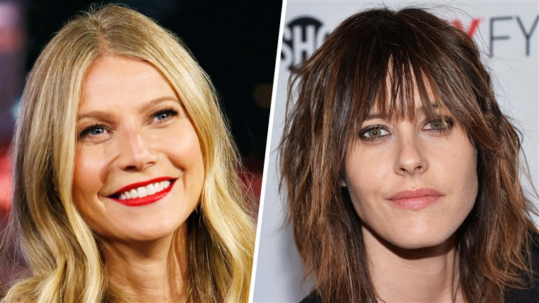 גווינת Paltrow and Kate Moennig