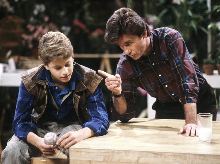 skót templom Cameron, Alan Thicke on Growing Pains