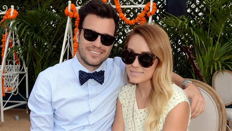 televizor personality Lauren Conrad married lawyer William Tell on September 13, 2014 in Santa Ynez, California. PACIFIC PALISADES, CA -...