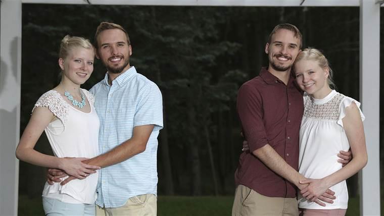 Upoznavanje sestara blizanki