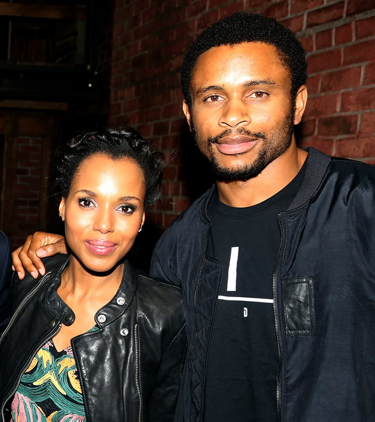 קרי Washington and Nnamdi Asomugha