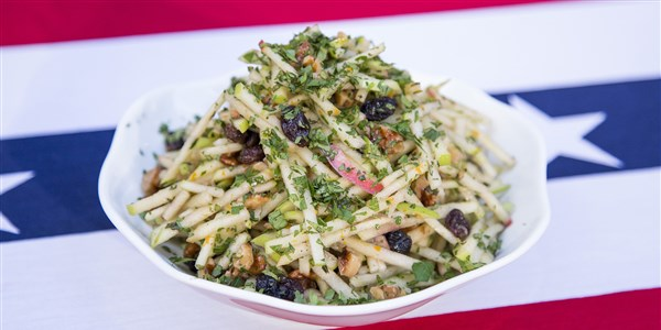 Napos Anderson's Easy Apple Slaw