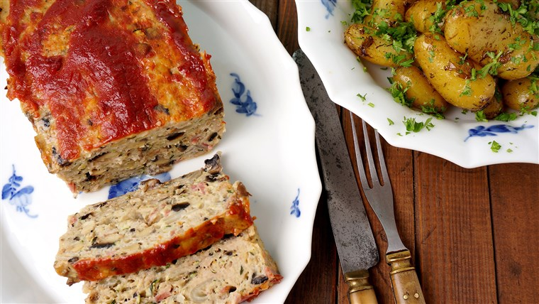 purica meatloaf, meatloaf sauce, how to make meatloaf