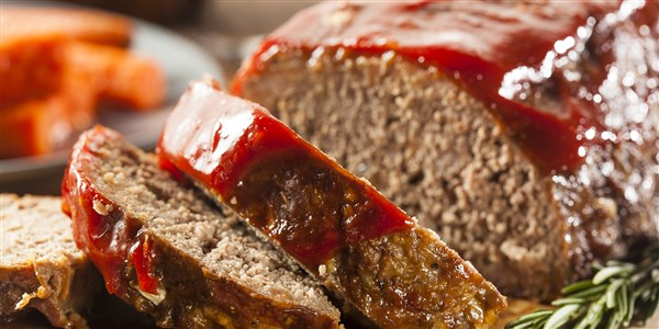 Dr. Oz's Meatier Meatloaf