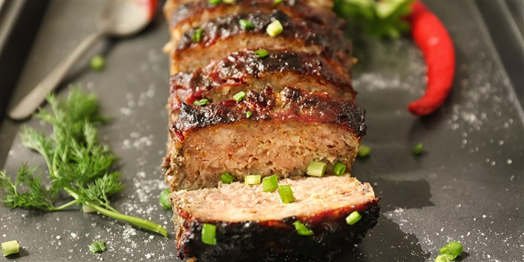 purica meatloaf recipe, best meatloaf recipe, how to make turkey meatloaf