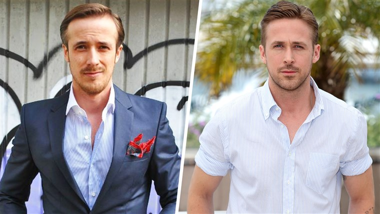 जर्मन law student and blogger Johannes Laschet, left, is a dead ringer for Hollywood heartthrob Ryan Gosling.