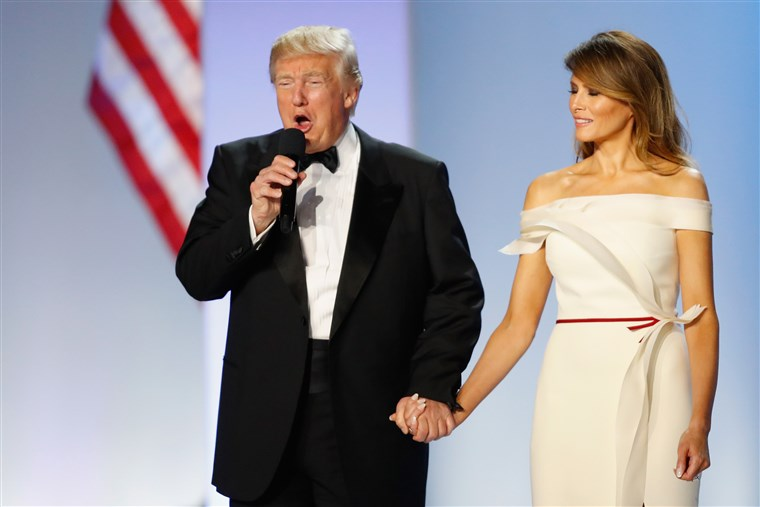 predsjednik Donald Trump Attends Inauguration Freedom Ball