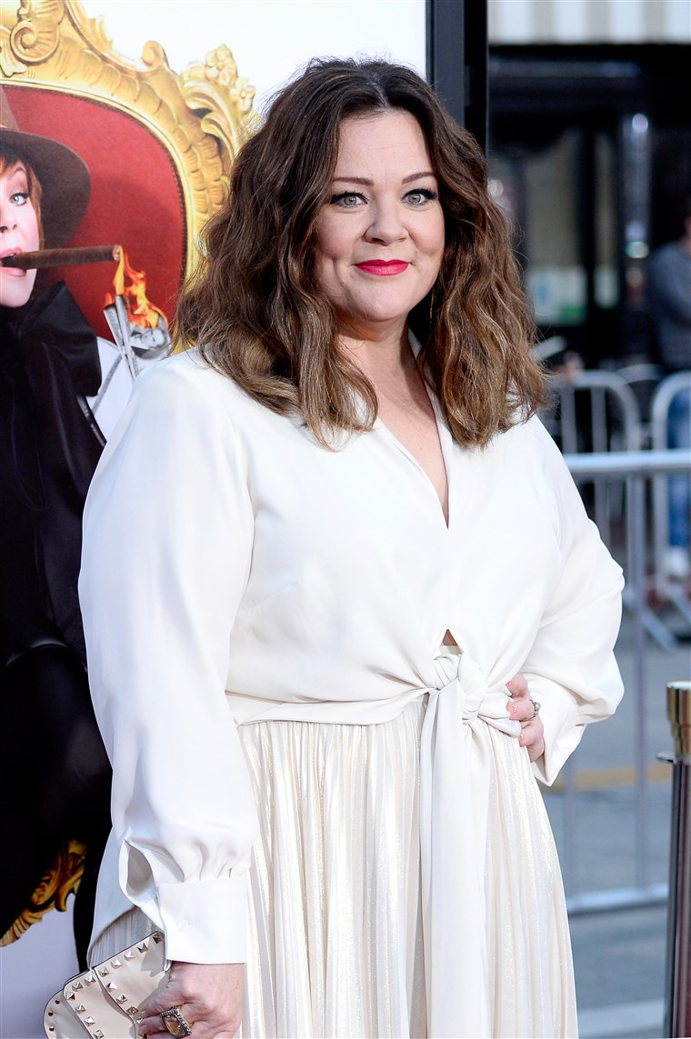 Melissa McCarthy attends the premiere of USA Pictures'