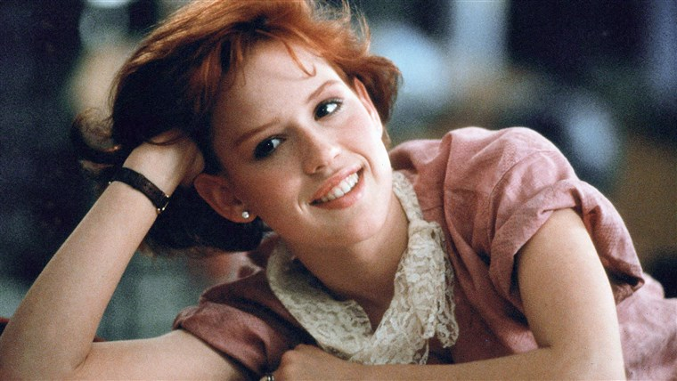 MOLLY RINGWALD THE BREAKFAST CLUB (1985)