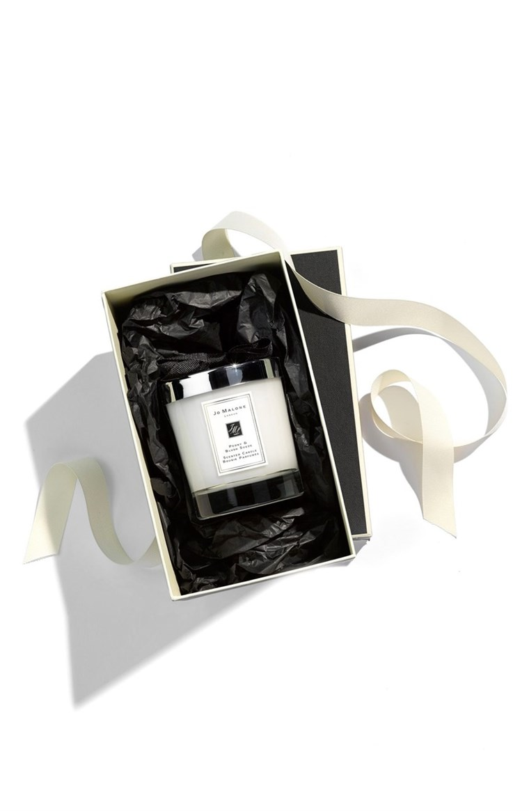Jo Malone lime basil and mandarine scented candle