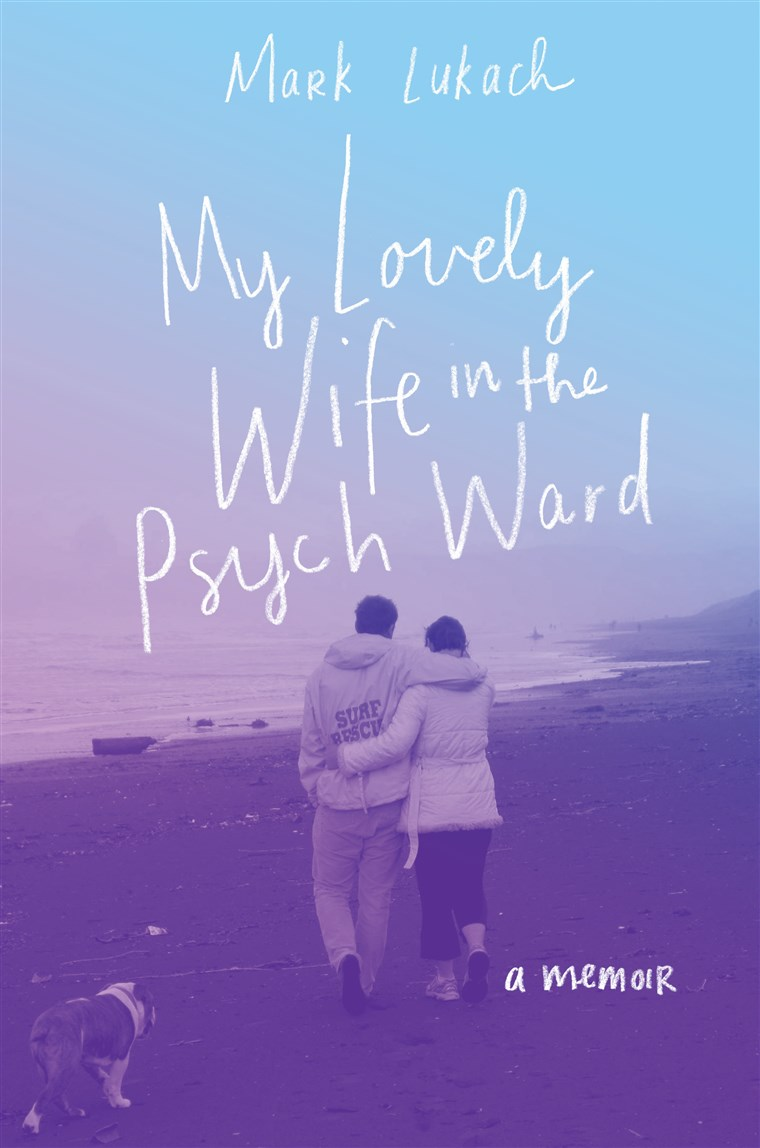 निशान Lukach's new memoir affirms the power of love to get through mental illness.