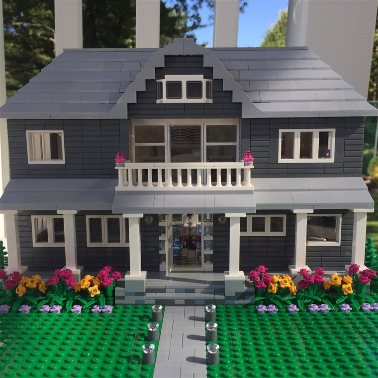 Akar to see your house in Lego bricks? Now you can.