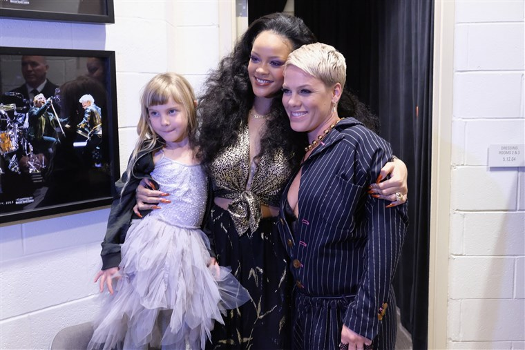 Slika: 60th Annual GRAMMY Awards - Backstage