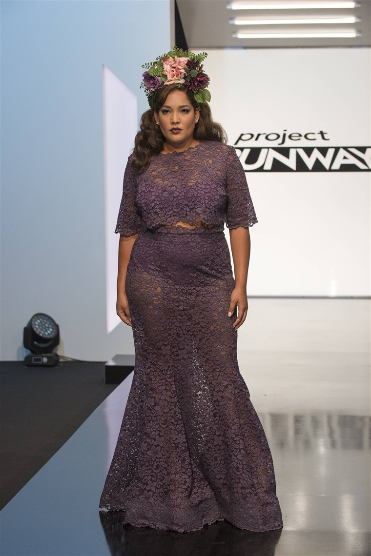 Ashley Nell Tipton's final design collection