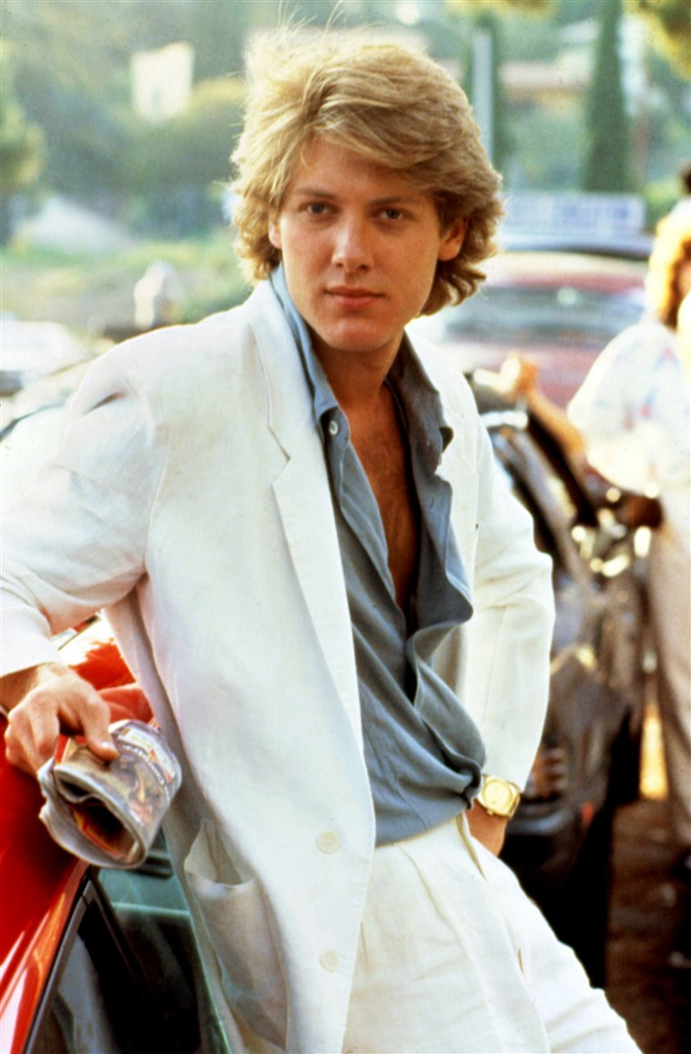 सुंदर IN PINK, James Spader, 1986. (c) Paramount Pictures/ Courtesy: Everett Collection.
