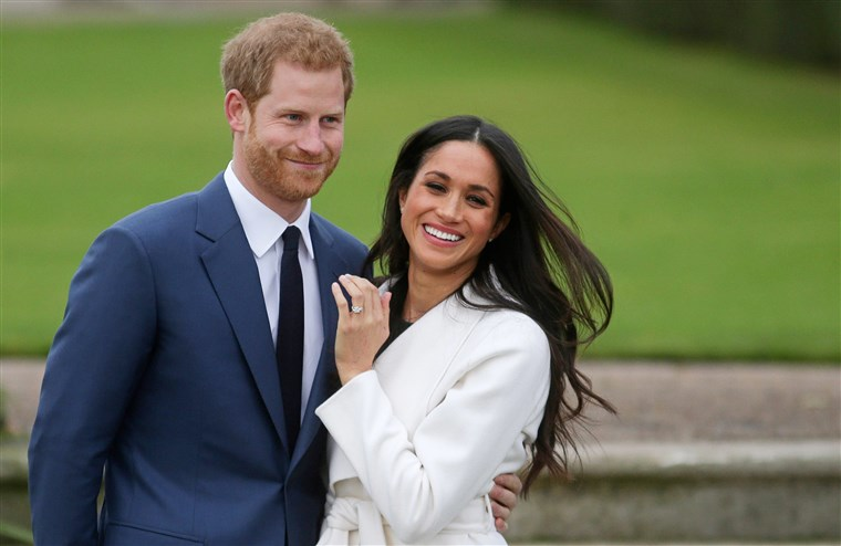 נסיך Harry, Meghan Markle