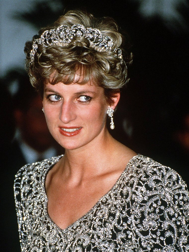 Diana In India