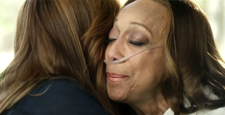 Királynő Latifah loses her mom, Rita Owens, to heart condition