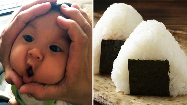 Rice-ball babies? Meg kell látnod ezt az aranyos japán ...