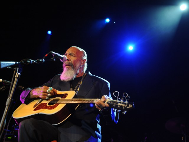 Richie Havens in 2009.