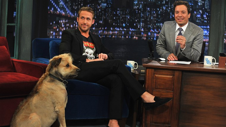 Ryan Gosling Visits