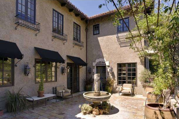 मिशा Barton is trying once again to sell her Beverly Hills home.